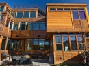 Exterior Design Maddock House by Marc Boutin Architecs