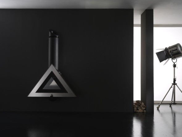 Fireplace Dark Themed Antrax IT
