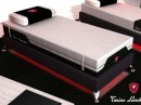Italian Lamborghini bed from Magniflex