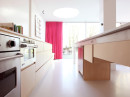 Kitchen Cabinet at Dwellings Interior Refurbishment