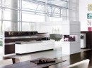 Modern White Kitchen Concept Class-X Innovative by Moretuzzo