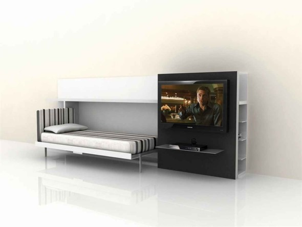 Poppi Transformable TV Unit Bed furniture