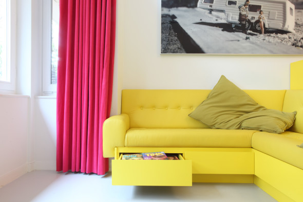 Yellow Sofa Dwellings Refurbishment