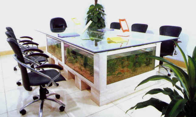 conference-dining table Aquarium