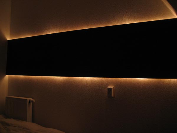 indirect lighting room designs