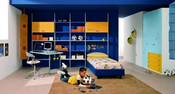 25 Gallery of Decorating Cool Boys Bedroom interior Ideas01