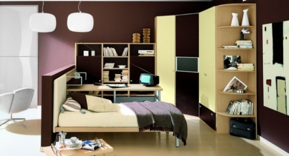 25 Gallery of Decorating Cool Boys Bedroom interior Ideas03