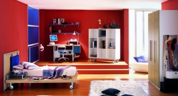 25 Gallery of Decorating Cool Boys Bedroom interior Ideas04
