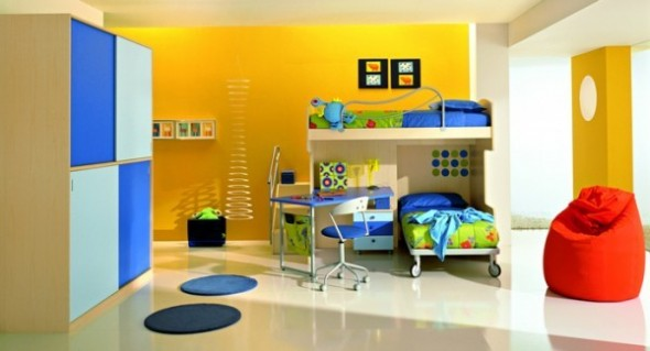 25 Gallery of Decorating Cool Boys Bedroom interior Ideas07