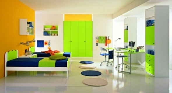 25 Gallery of Decorating Cool Boys Bedroom interior Ideas09