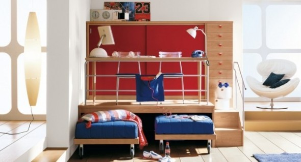 25 Gallery of Decorating Cool Boys Bedroom interior Ideas10