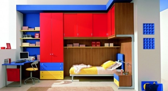 25 Gallery of Decorating Cool Boys Bedroom interior Ideas14
