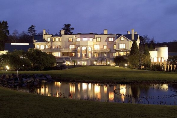 Architecture Most Expensive Estate England