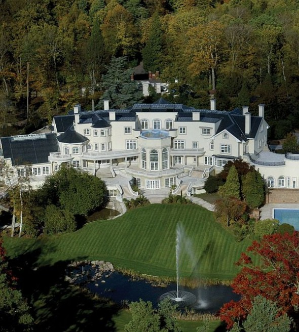 Architecture Most Expensive Estate England outside view