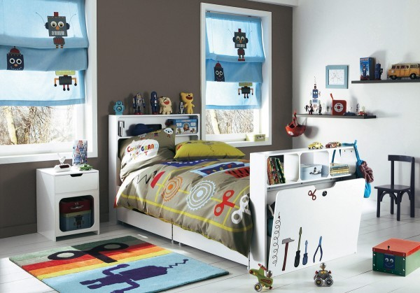Childrens Bedroom Decorating From Vertbaudet bed Ideas01