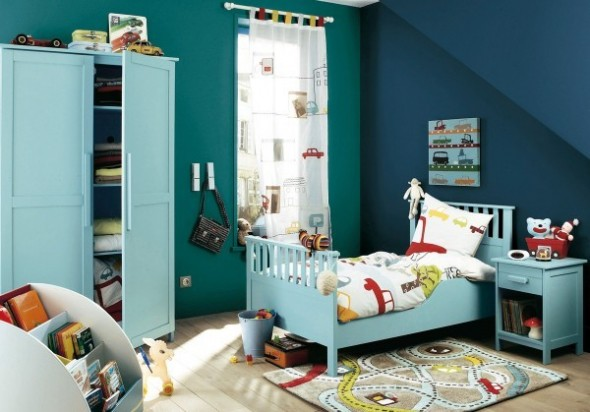 Childrens Bedroom Decorating From Vertbaudet bed Ideas08