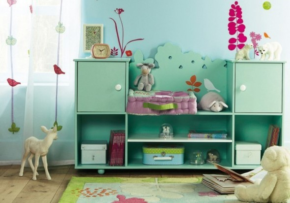 Childrens Bedroom Decorating From Vertbaudet bed Ideas10