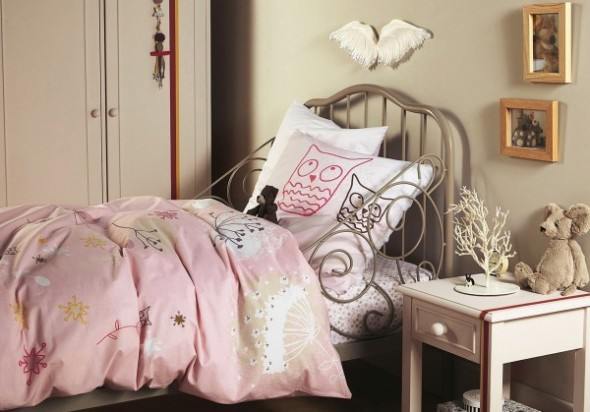Childrens Bedroom Decorating From Vertbaudet bed Ideas11