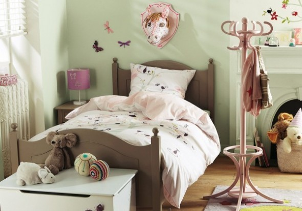 Childrens Bedroom Decorating From Vertbaudet bed Ideas12