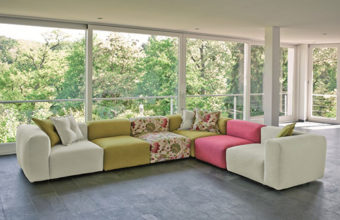 Colorful Sofa Collection Sophisticated