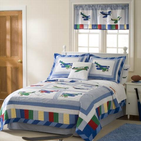 Ideal Fly Away Kid Bedding Set