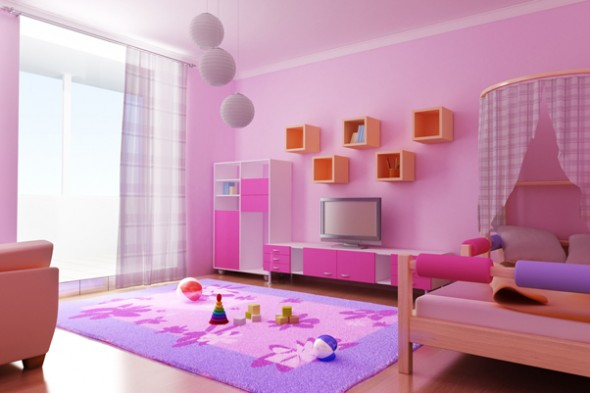Kids Bedroom Design Ideas & Tips