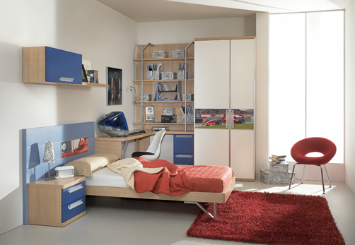 Kids Bedroom Furniture Ideas