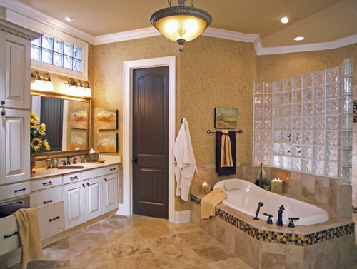 Elegant Master Bathroom Remodel Ideas