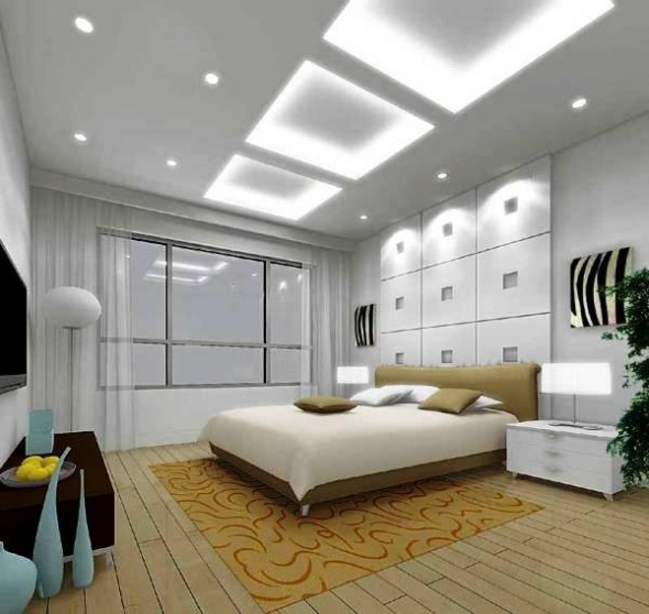 Modern and Stylish Bedroom Designs Ideas24