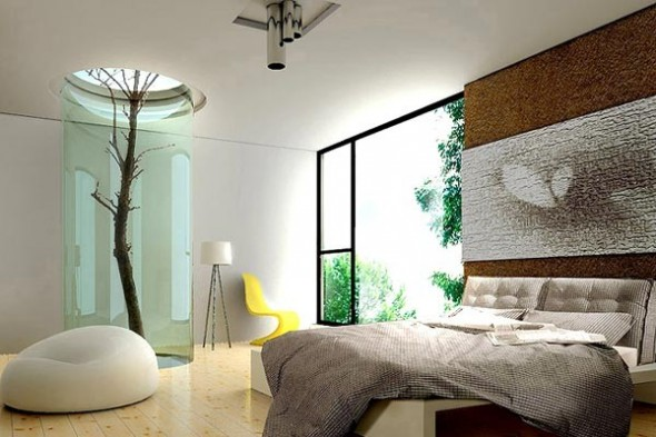 Modern and Stylish Bedroom Designs Ideas32