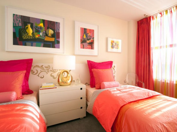 Rusu master bedroom for two
