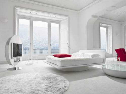 Steven Jobs Bedroom
