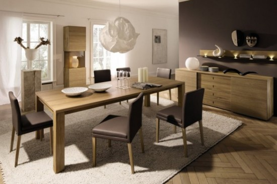 Various Tender Luxurious Hulsta Dining Room Design Collection2