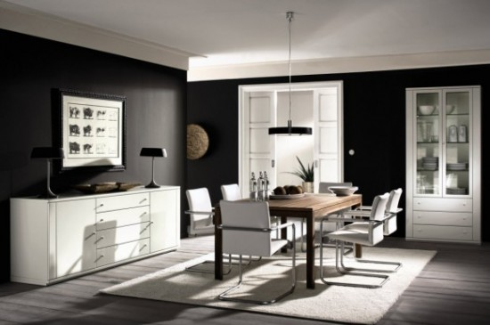 Various Tender Luxurious Hulsta Dining Room Design Collection4