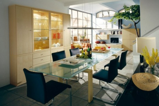 Various Tender Luxurious Hulsta Dining Room Design Collection5