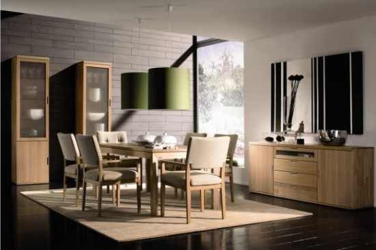 Various Tender Luxurious Hulsta Dining Room Design Collection7
