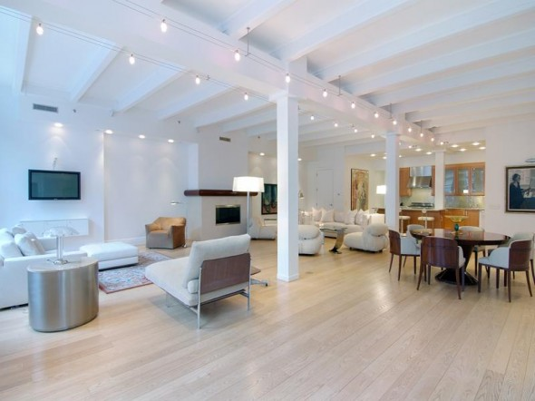 Glamorous house in new york home decorating interior for Luxury houses in new york