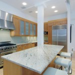 luxury marmer table House in New York
