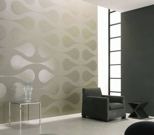luxury wall covering idea