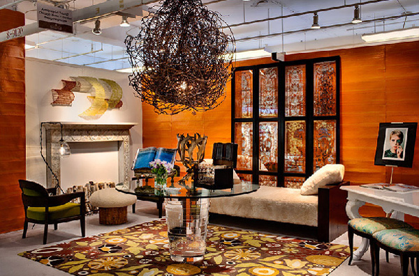orange interior design ideas