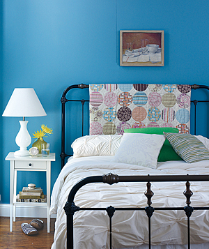 quilt headboard Allow Accents to Assume Different Roles