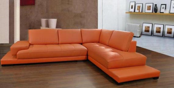 Attractive Modern Sectional Sofa Color