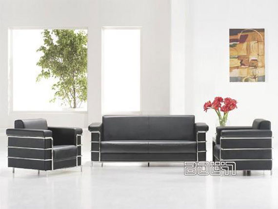Contemporary Leather Sofas for Office