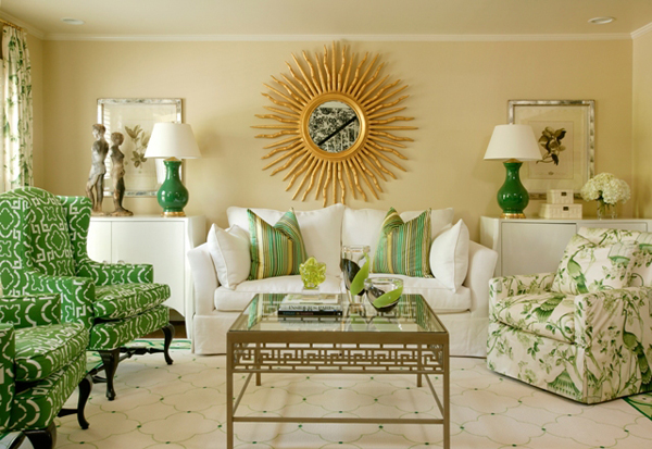 Decorating color wheel value and balance ideas