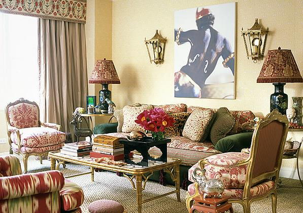 Elegant Eclectic Decor