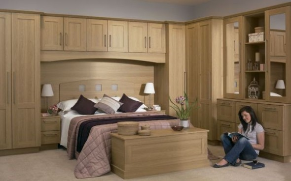 Fitted Bedrooms Ideas by in House Designs