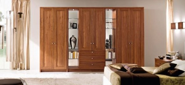 Fitted Bedrooms Design by in House Designs4