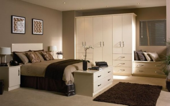 Fitted Bedrooms Design by in House Designs9