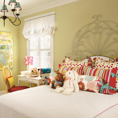 Girls Bedroom Design Ideas from Interior Designing