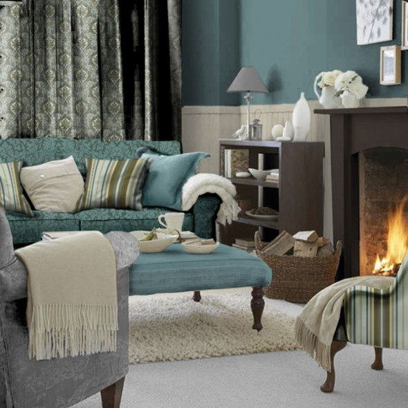 How to Arrange Interior Accessories ideas Fireplace